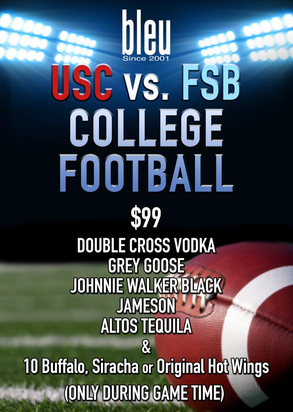 USC NCAA COLLEGE FOOTBALL